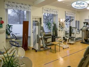 sofia fysio center träningslokal